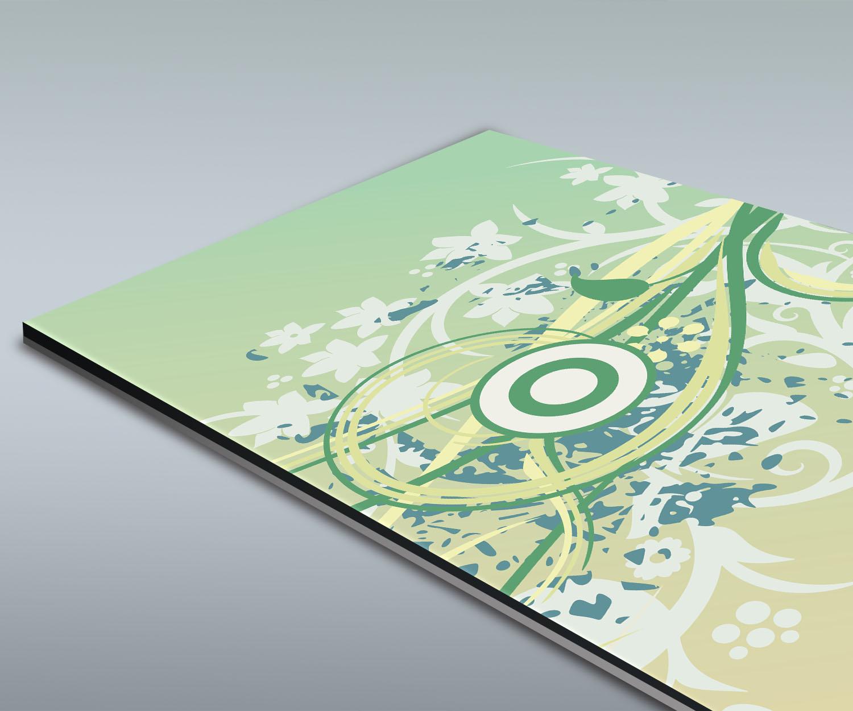 Duschr ckwand claudia floral deko design ebay for Deko design shop