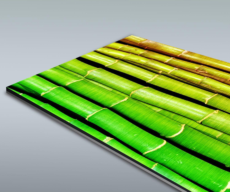 duschr ckwand bunter bambus asien deko design ebay. Black Bedroom Furniture Sets. Home Design Ideas