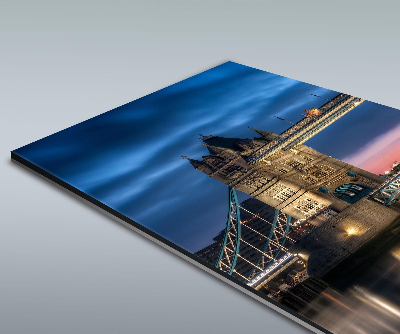 Duschr Ckwand Towerbridge London Deko Design Ebay