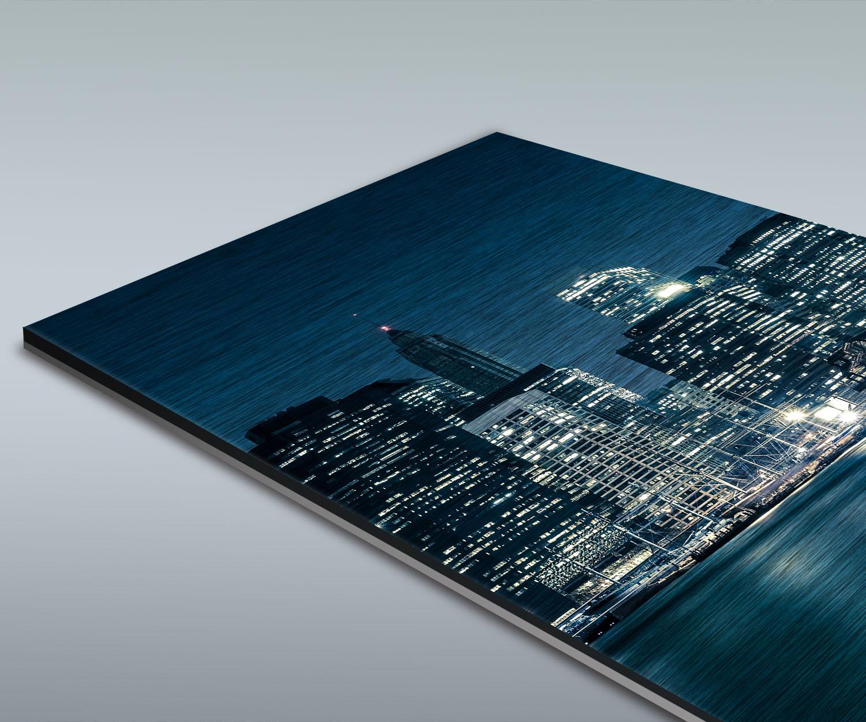 duschr ckwand new york city deko design ebay. Black Bedroom Furniture Sets. Home Design Ideas