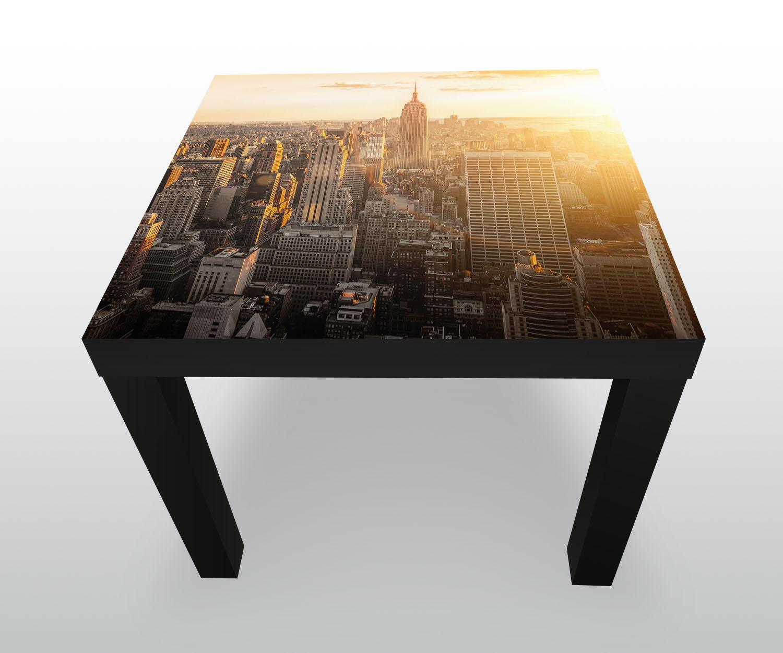 Beistelltisch new york designtisch ebay for Beistelltisch york