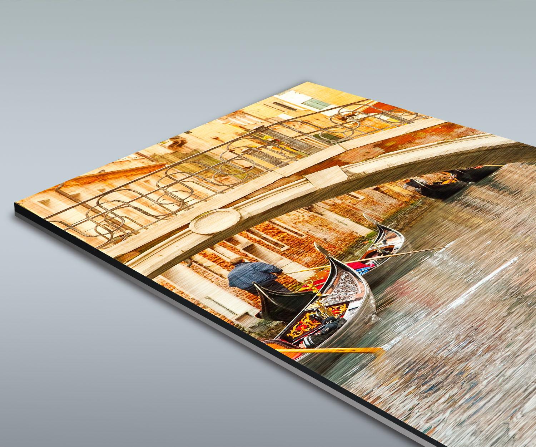 Duschr ckwand gondeln in venedig deko design ebay for Design deko shop