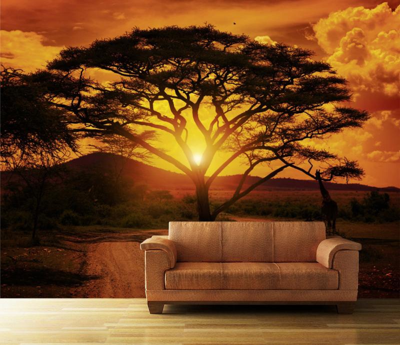fototapete schlafzimmer sonnenuntergang. Black Bedroom Furniture Sets. Home Design Ideas