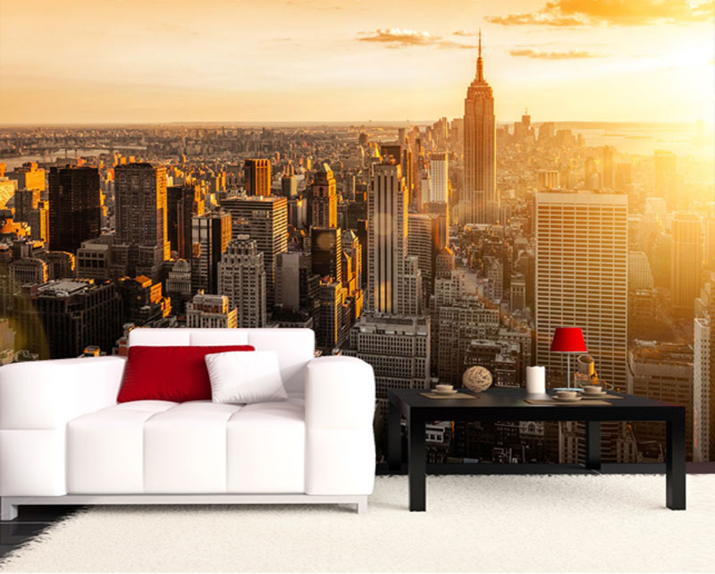 fototapete new york tapete xxl wandbild vliestapete ebay. Black Bedroom Furniture Sets. Home Design Ideas