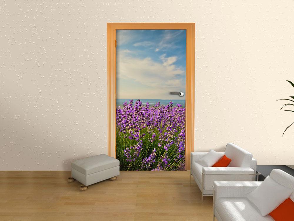 fototapete lavendel tapete kunstdruck wandbild ebay. Black Bedroom Furniture Sets. Home Design Ideas